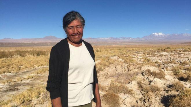 Cómo la apuesta de Chile por el litio está desatando una disputa por el agua en Atacama (BBC)