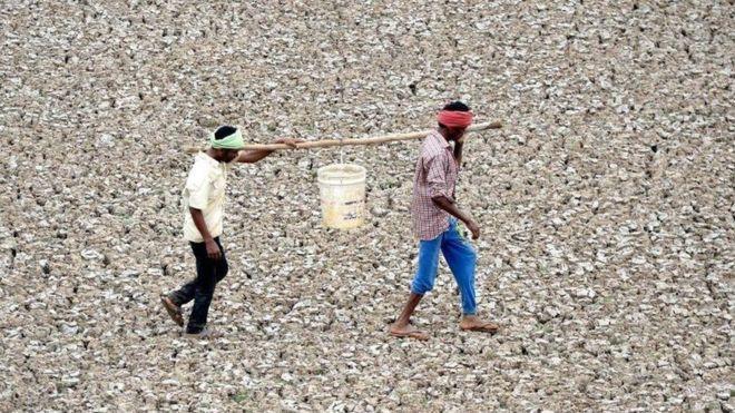 ¿Cuán probable es que tu país sufra escasez de agua? (BBC)
