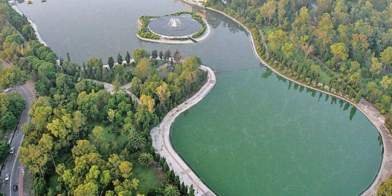 Calidad del agua de los lagos de Chapultepec, México