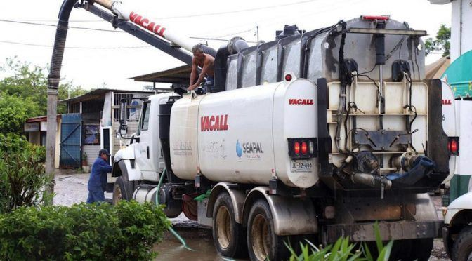 Puerto Vallarta: Pide SEAPAL no Dirigir Agua de Lluvia al Drenaje (NNC)