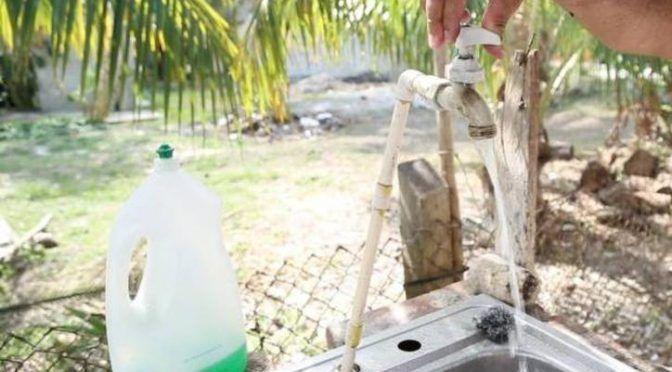 Quintana Roo: Anuncian baja presión de agua en estas colonias de Chetumal (SIPSE)