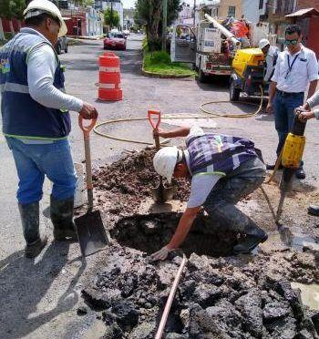Agua de Puebla realizará mantenimiento a línea de conducción de agua potable (Puebla Noticias)