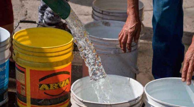 Nuevo León: Cortan el servicio de agua en colonias de Escobedo, García y Monterrey (TeleDiario)