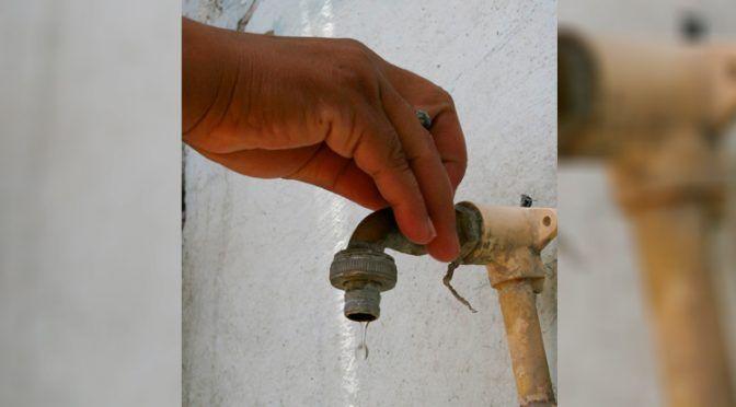Guanajuato: Servicio de agua podría escasear en estas colonias (Uno Noticias)
