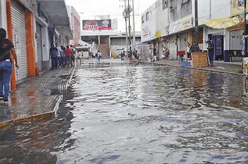 Yucatán: Listo, proyecto de drenaje urbano sustentable (PorEsto!)