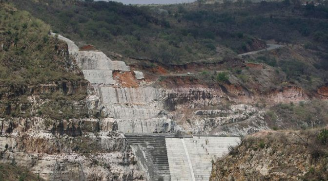 Guadalajara: Agua no medida hace imposible El Zapotillo (NTR)