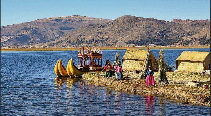 Bolivia: La muerte lenta del Titicaca (La Prensa Gráfica)