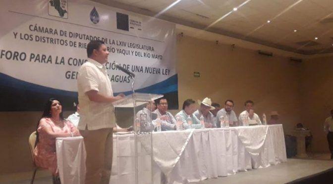 Sonora: Con foros, buscan construir nueva Ley General de Aguas Nacionales (Uniradio Noticias)