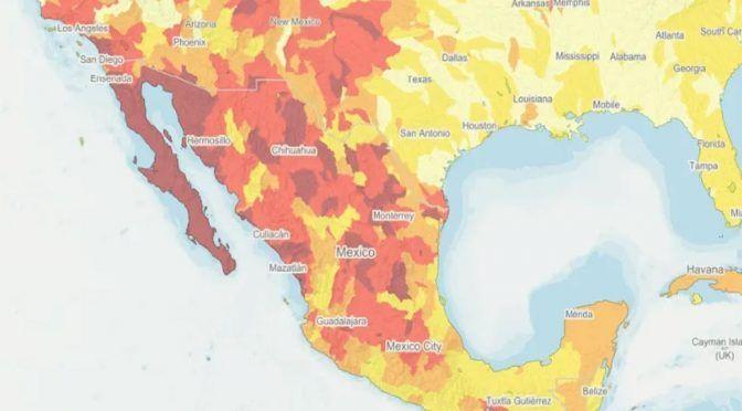 """México: Varios estados del país cerca del """"día cero"""" (El Diario de Chihuahua)"""