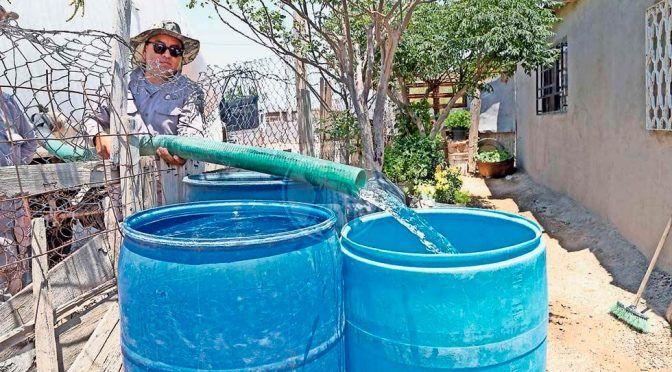 Chihuahua, octavo lugar en crisis de agua (El Diario de Chihuahua)