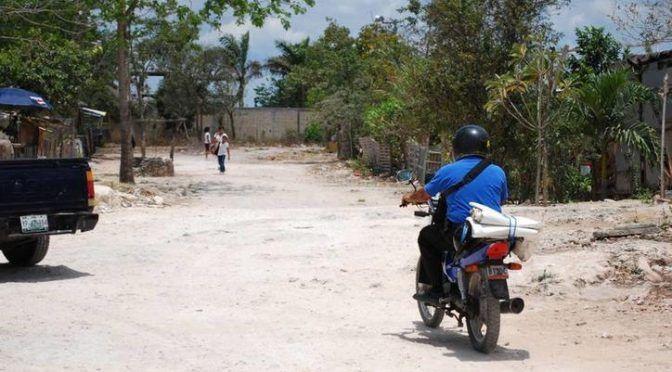 Quintanan Roo: Asentamientos irregulares contaminan el manto freático (Novedades Quintana Roo)