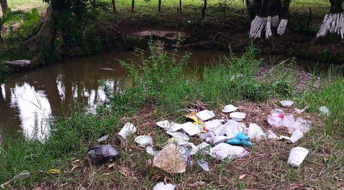 Veracruz: Advierten sanciones por ensuciar ríos (El Mundo)