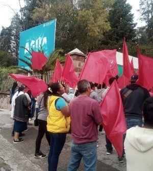 San Luis Potosí: Decenas de colonos exigen agua al Interapas (El Heraldo)