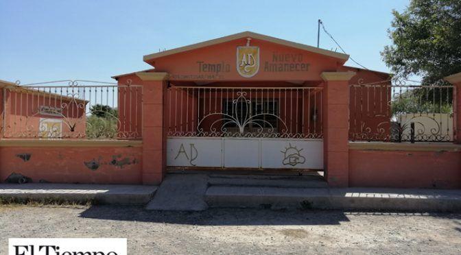Coahuila: tendrá agua potable la calle Viesca (El Tiempo)