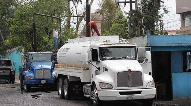 San Luis Potosí: Tandeo deja sin agua a facultades de la UASLP (Pulso)