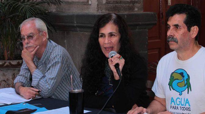 Puebla: Con LMBH vamos a recuperar el derecho humano al agua (La jornada de Oriente)
