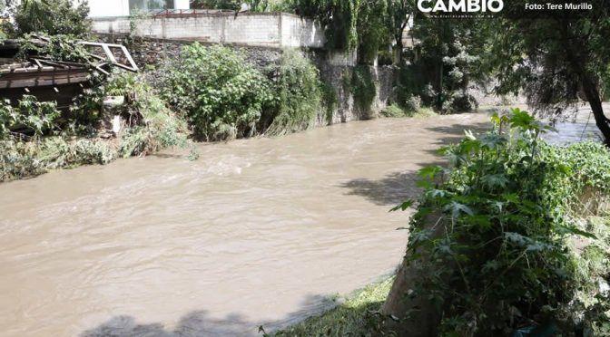 Puebla: Se desconoce empresa que monitorea las descargas municipales y privadas al Atoyac (Diario cambio)