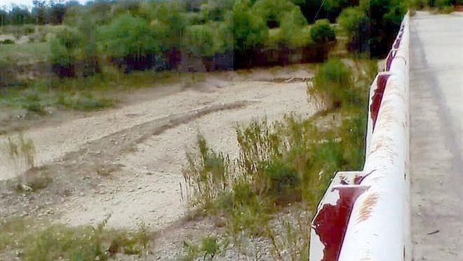 Monterrey: Culpa CNA a clima por falta de escurrimientos (El Norte)