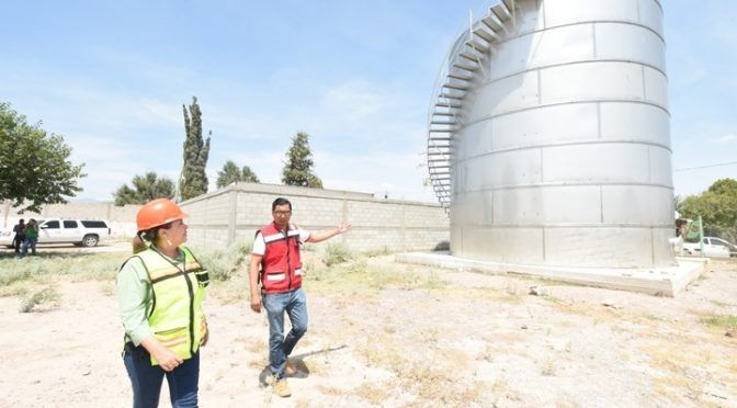 Durango: Buscan resolver la falta de agua (El Siglo de Durango)