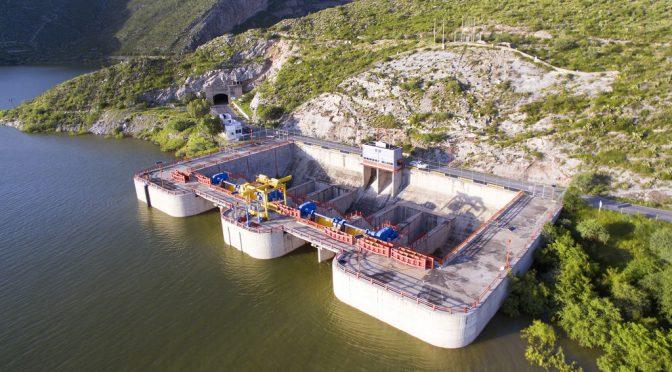 Coahuila:  So se ha terminado proyecto de acueducto: Rafael Sarmiento (La voz)