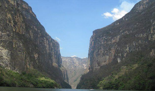 Chiapas: Impulsan proyecto para el saneamiento de la cuenca del Grijalva (El Siete)