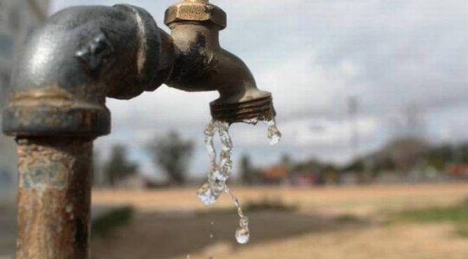 Grave situación del agua en Mexicali, pero no lo creen (La Voz)