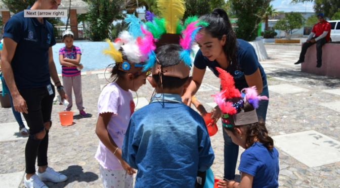 Aguascalientes: Se realizaron actividades para niños sobre consumo responsable de agua (LJA.MX)