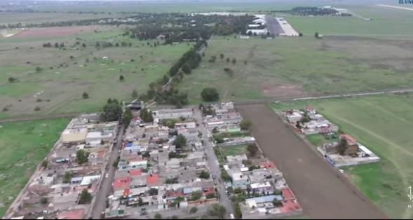 CDMX: Así será el Mexibús que conectará Santa Lucía con aeropuerto (El Universal)