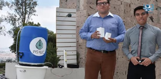 CDMX: Generan energía con agua reciclada (El Universal)