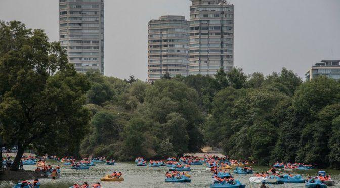 CDMX: Bosque de Chapultepec gana premio como mejor parque urbano (Diario de México)