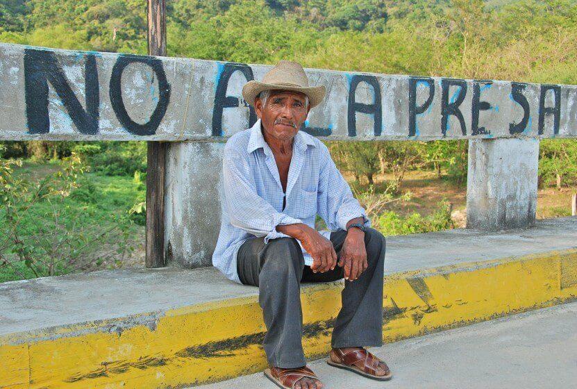 Oaxaca: Comunidades rechazan nuevo proyecto hidroeléctrico sobre Río Verde (DesInformemonos)