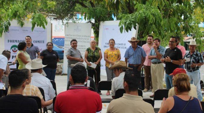 Colima: en Agua Zarca rehabilitarán sistema de agua potable (Quadratín Colima)