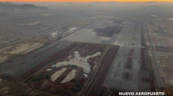Edomex: Santa Lucía… golpe al acuífero (The World News)