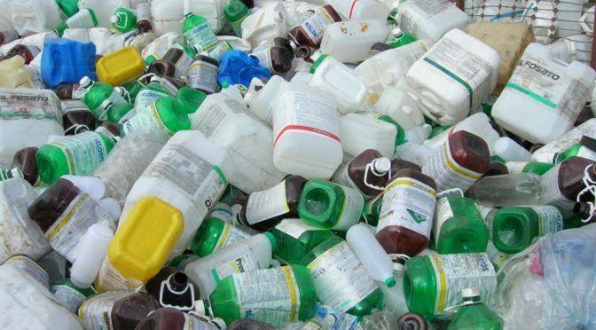 San Luis Potosí: Depósitos de envases de agroquímicos, fuente de contaminación (Plano Informativo)