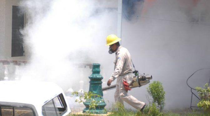 Se triplican los casos de dengue en México (El Sol de México)