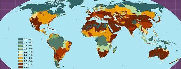 Mundo: Los detergentes y la contaminación de los ríos (e-duque.net)