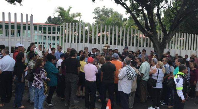 Cuernavaca: Reclaman a CFE por la falta de agua (El Sol de Cuernavaca)