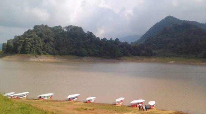 Puebla: al 8% de su capacidad, presa de Tenango (El Sol de Puebla)
