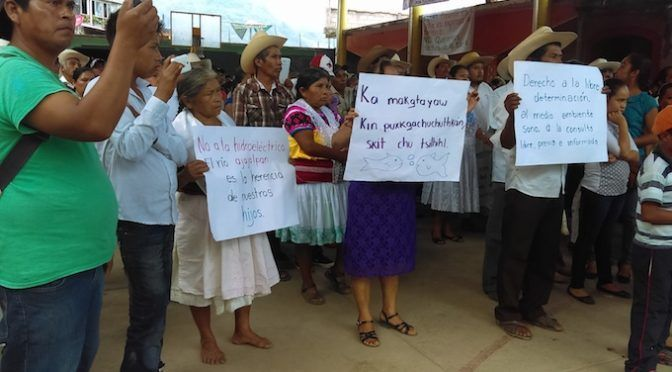 Puebla: En defensa del río Ajajalpan (La jornada)