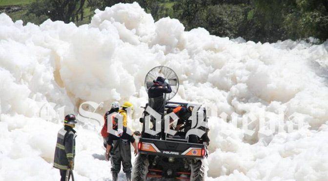 Puebla: Contaminan cuatro ríos la presa de Valsequillo; Atoyac es el más sucio (El Sol de Puebla)