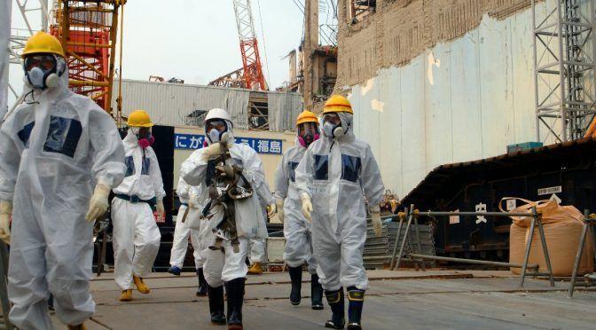 Japón: El agua radiactiva se acumula en Fukushima, y el gobierno japonés no sabe qué hacer (Diario de México)