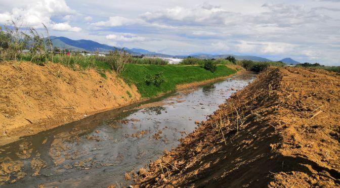 Oaxaca: Piden rescate de ríos en Zona Metropolitana  (El Imparcial)