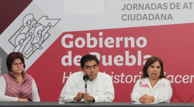 Recuperación del agua privatizada para Puebla llegaría hasta tribunales internacionales, alerta Barbosa (La Jornada de Oriente)