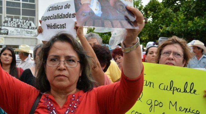 México: Buscan atenuar un daño por derrames (Diario de Yucatán)