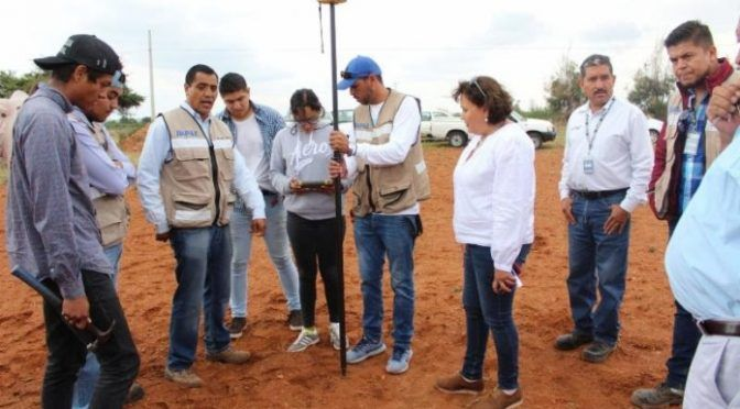 Zacatecas: inicia JIAPAZ perforación de cinco pozos en Guadalupe con inversión más importante de últimos 30 años (Fresnillo)