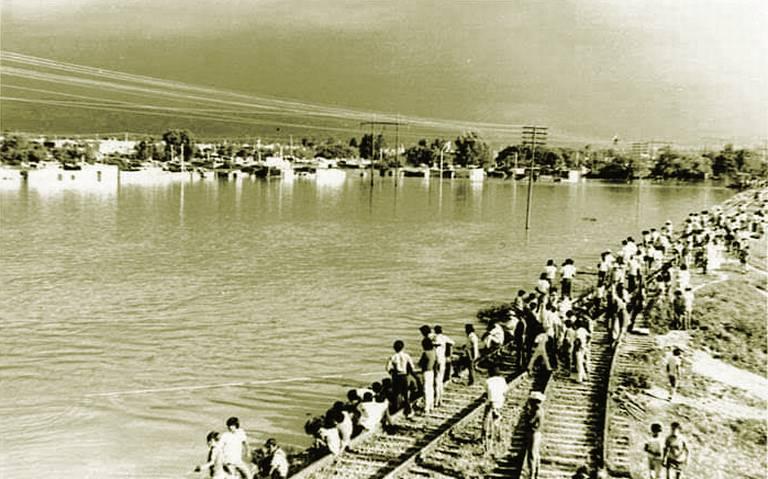 Guanajuato: Hace 46 años Celaya sufrió la peor inundación de su historia (El Sol del Bajío)