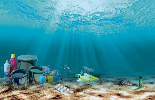 Agua: Contaminantes emergentes (Infografía)