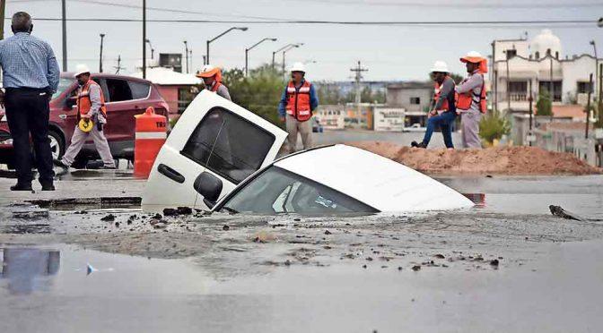 Chihuahua:  Estado prioriza recursos para obras sociales (El economista)