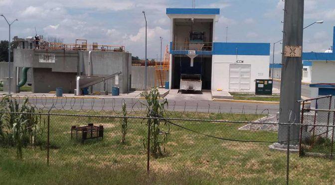 Guanajuato: proyectan ampliar planta tratadora de aguas negras (Periódico Correo)