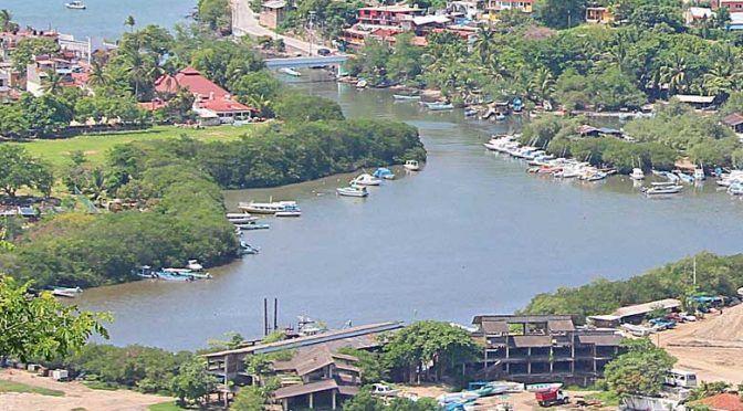 Guerrero: Solicitan que se deje de verter el agua tratada a la laguna Las Salinas (Novedades Acapulco)